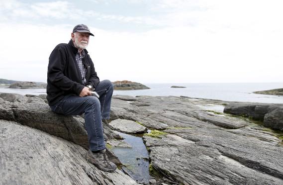 Jean Bédard, pdg de la Société Duvetnor et biologiste à la retraite. C'est grâce à lui que l'Île-aux-Lièvres constitue aujourd'hui à la fois un petit paradis pour les touristes et les oiseaux.<br /><br /> (Le Soleil, Yan Doublet)