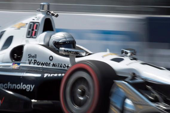 Équipe Penske poursuit sa domination au IndyCar de Toronto