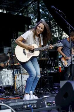 Beyries, parc de la Francophonie, 16 juillet (Le Soleil, Caroline Grégoire)