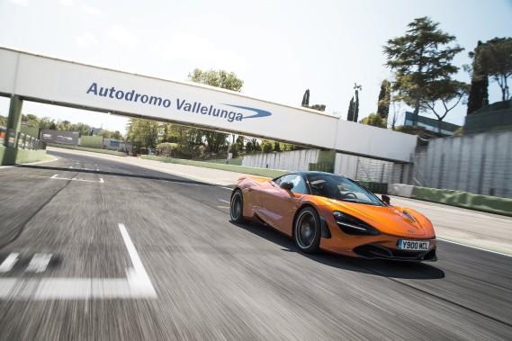 Banc d'essai - McLaren 720S : défi à Ferrari