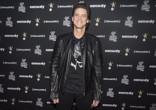 L'acteur Jim Carrey (Photo Graham Hughes, PC)