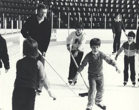 En 1981 (Archives Le Soleil)