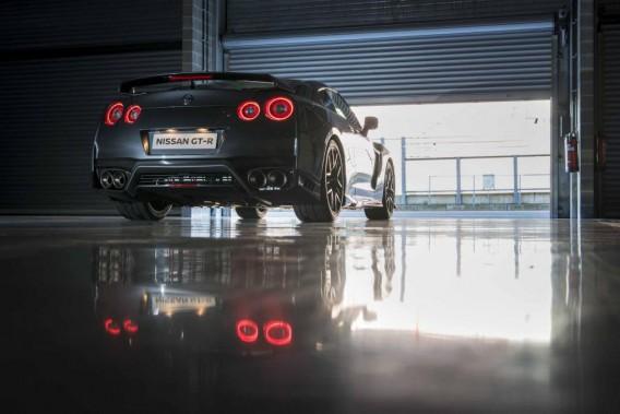 Nissan GT-R: du virtuel au réel