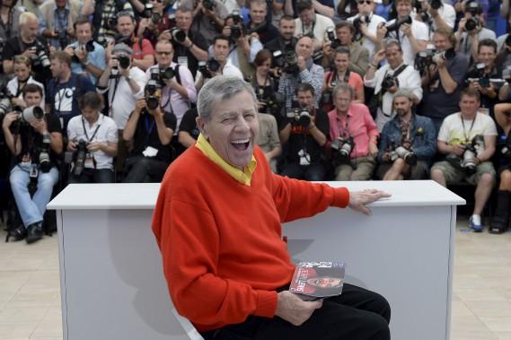 Le 23 mai 2013, au 66<sup>e</sup> Festival de Cannes (AFP, ANNE-CHRISTINE POUJOULAT)
