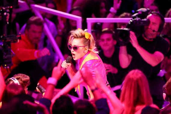 Miley Cyrus (AFP, Jean-Baptiste Lacroix)