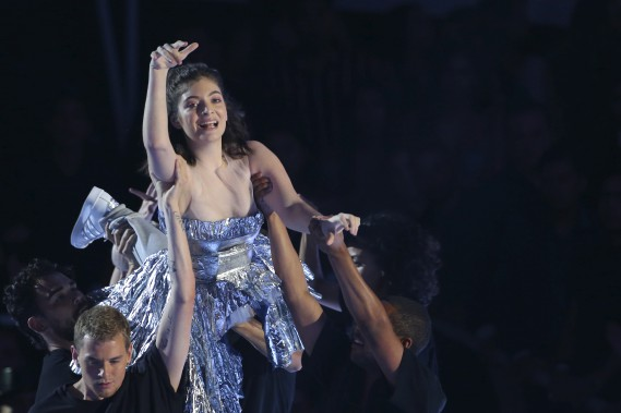 Lorde (AFP, Jean-Baptiste Lacroix)
