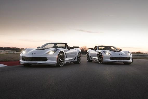 Cette Corvette représente le meilleur rapport qualité-prix au monde pour les voitures sport. (Photos : Chevrolet)