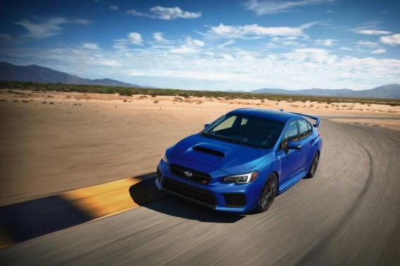 La Subaru WRX STi 2017 est un véhicule hors normes qui, dans sa forme actuelle, a atteint un stade de mise au point difficile à surpasser. (Tourtes les photos : Subaru)