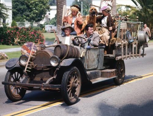 Toutes les voitures ne sont pas aussi endurantes que l'Oldsmobile Modèle 43-A de la famille Clampett, popularisée par l'émission Beverly Hill Billies. Mais notre chroniqueur a 10 bonnes suggestions de voitures durables pour les étudiants. ()