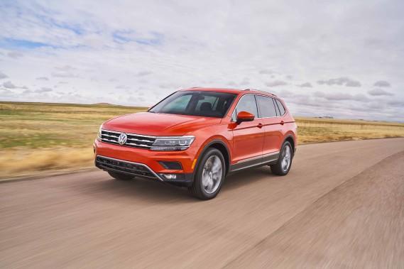Avec le Tiguan 2018, Volkswagen ne cherche pas à réinventer le genre. Le constructeur allemand veut simplement entrer dans la danse des VUS, le segment-roi du marché nord-américain. (Toutes les photos : Volkswagen)