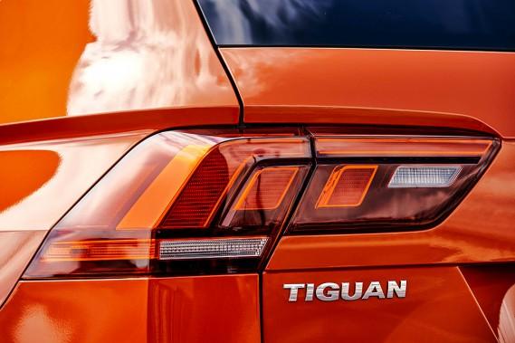 Volkwagen Tiguan 2018 ()