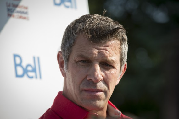 Marc Bergevin (Photo Ivanoh Demers, La Presse)
