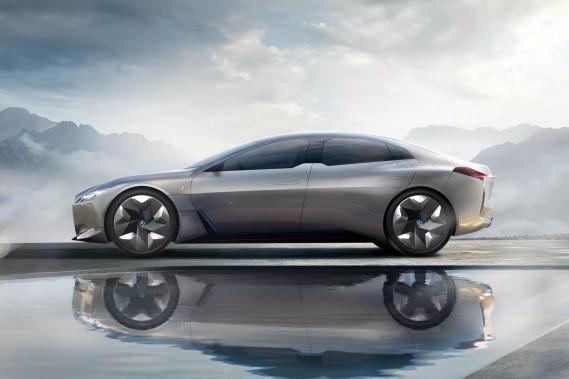 La BMW i Vision Dynamics. (BMW)