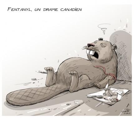 Caricature du 17 septembre (Le Soleil, André-Philippe Côté)
