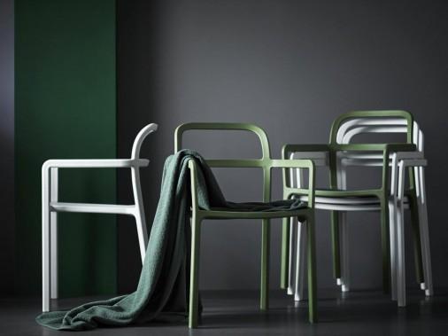 La chaise Ypperlig («superbe», en suédois) fait la fierté de Mette et Rolf Hay, le couple derrière la marque fondée à Copenhague en 2002. (Photo fournie par IKEA)