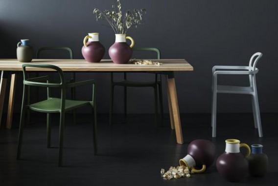 La collection Ypperlig est le résultat d'une collaboration entre IKEA et la marque danoise HAY. (Photo fournie par IKEA)