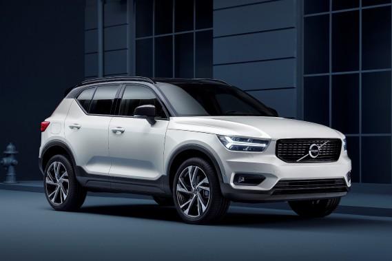 Volvo dévoile son XC40