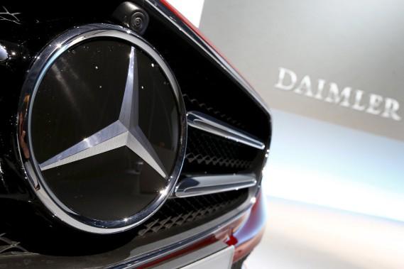 Coussins gonflables: Daimler rappelle plus d'un million de véhicules