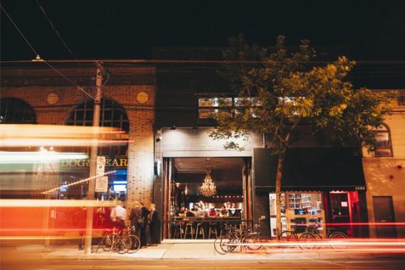 Les resto-bars au centre-ville ()