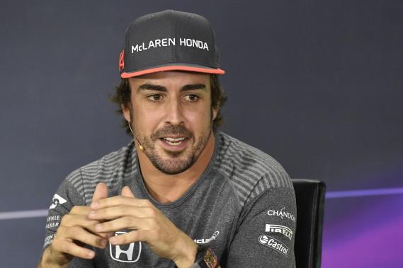 Fernando Alonso restera chez McLaren en 2018