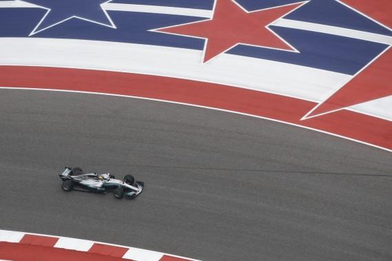 Essais libres du GP des États-Unis: Hamilton le plus rapide