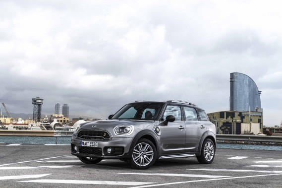 Mini Countryman S E ()