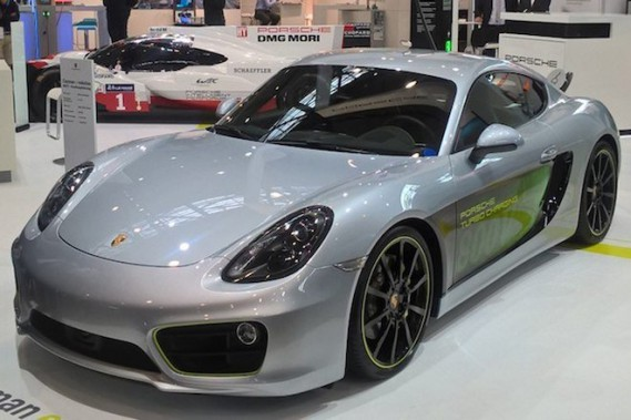 Porsche promet un avenir électrique sportif