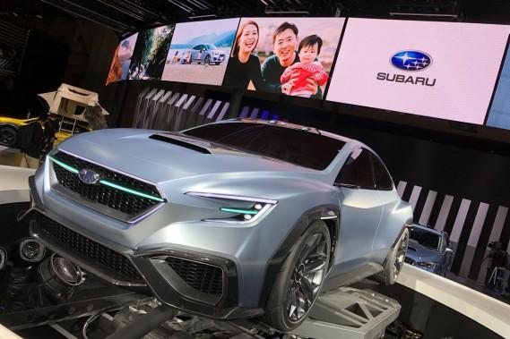 Le Subaru Viziv ()