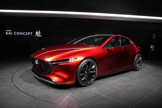 Le nouveau langage de Mazda