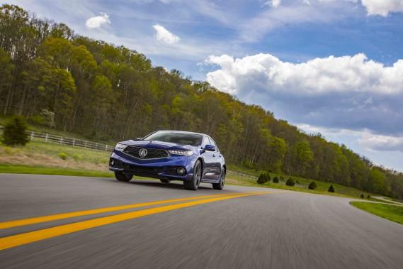 En créant une déclinaison A-Spec plus sportive, Acura vise à donner du tonus à l'ensemble de la gamme TLX. (Toutes les photos : Acura)