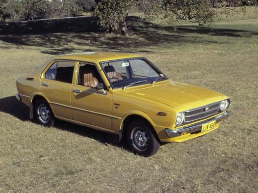<strong>SA PREMIÈRE VOITURE - </strong>Une Toyota Corolla payée 8000 $ quand il avait 21 ans. (Photo: Wikipédia)
