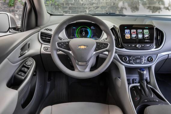 Chevrolet Volt (Photo : Chevrolet)