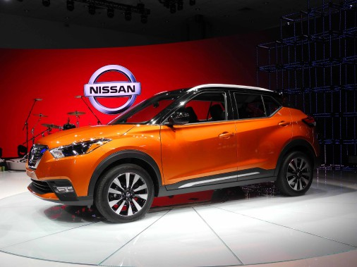 Le Nissan Kicks. (Photo: Éric Lefrançois)