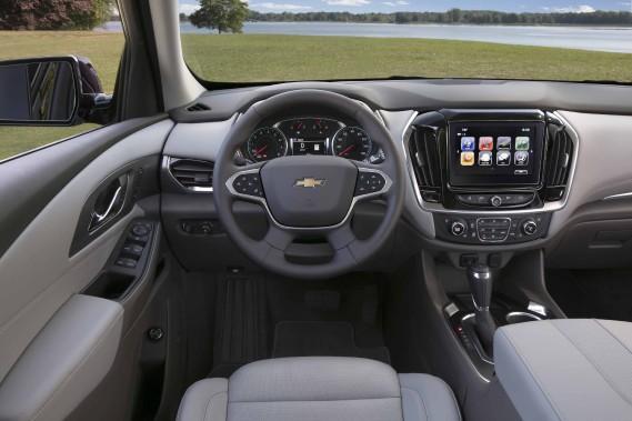 La suspension -ferme, mais pas trop tout de même - fait oublier qu'on conduit un véhicule de plus de deux tonnes. (Photo : Chevrolet)