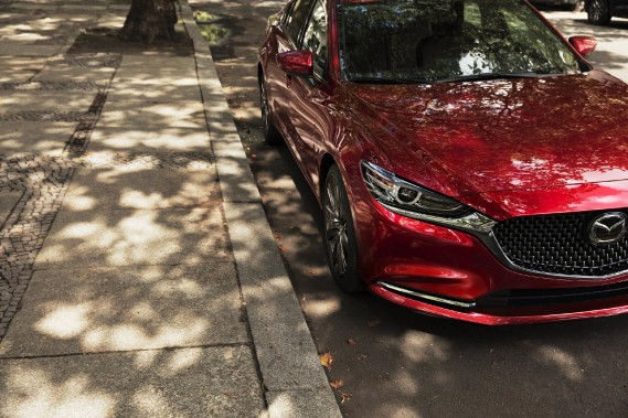 Mazda6 2019 - crdit: Mazda (Photo : Mazda)