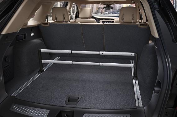 Cadillac XT5. Photo fournie par constructeur. ()