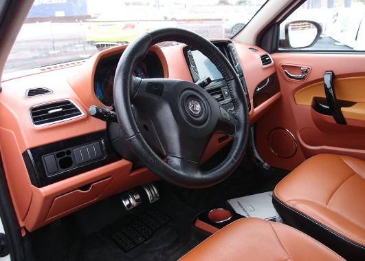 Valéo est à la recherche d'un partenaire constructeur pour assembler cette voiture électrique à bas prix. (AFP)