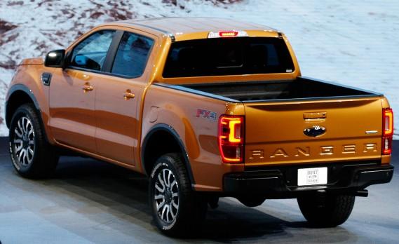Ford a ressuscité le pick-up intermédiaire Ranger. (REUTERS)