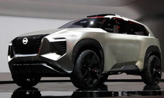 Le X-Motion de Nissan. (REUTERS)