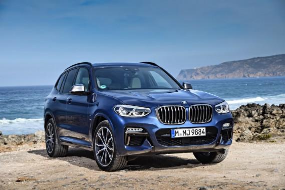 Le BMW X3 ()