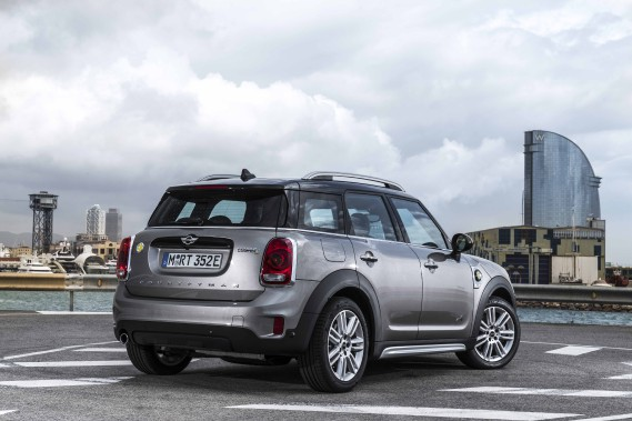 Mini Countryman S E (La Presse)