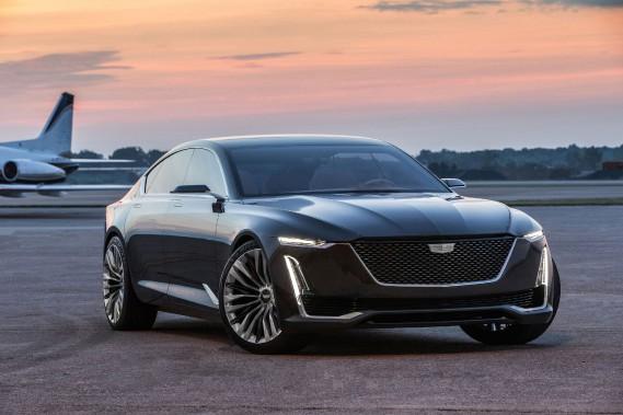Cadillac au Salon de l'auto: des idées pour demain