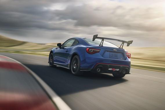 Subaru au Salon de l'auto: nouveaux horizons