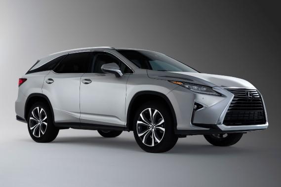 Lexus au Salon de l'auto: accueillant RX