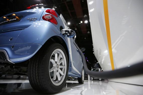 Smart au Salon de l'auto : l'avenir au bout du fil