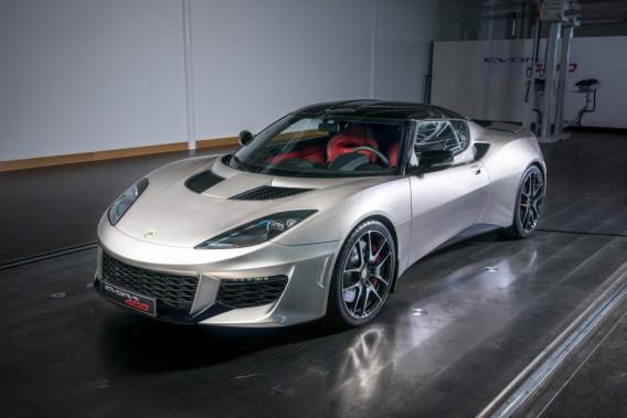 Lotus au Salon de l'auto : un seul modèle, l'Evora 400, mais bientôt une gamme