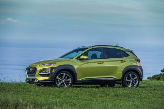 Hyundai Kona (Photo : Hyundai)