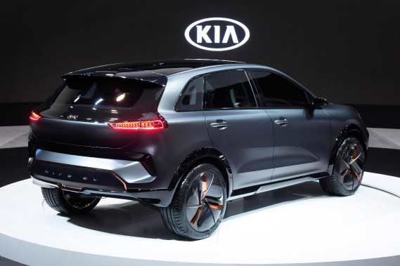 Kia Niro EV (Photo : Kia)