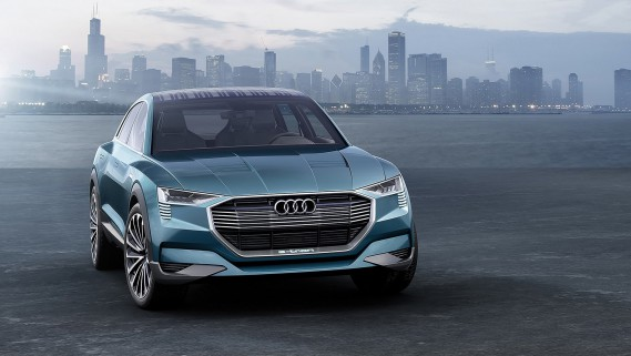 Audi e-tron Quattro (Photo : Audi)