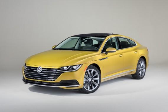 La Volkswagen Arteon 2019. (Photo Volkswagen)